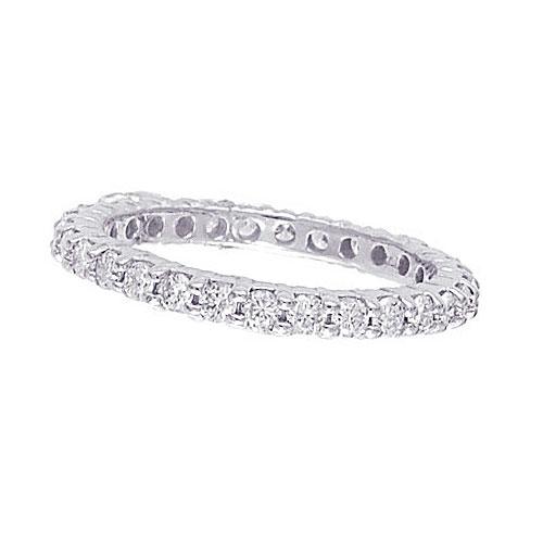 dimond band wedding ring