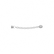 Picture of Sterling Silver 01.50 Inch Kera Bracelet And Necklace Extender