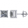 14kt White 3/4 CTW Pair 3/4CTW Diamond Earrings