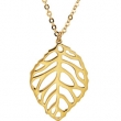 14kt Yellow COMPLETE NO SETTINGS NECKLACE 18.00 INCH Polished NONE