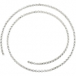 Sterling Silver BULK BY INCH Polished STER SILVER BULK ROLO CHAIN
