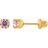 Picture of YP 05.00 MM P INVERNESS PINK CUBIC ZIRCONIA