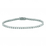 Picture of 10 Pointer diamond bracelet