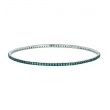 Blue diamond Bangle