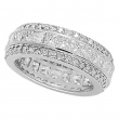 Eternity Diamond Band Ring