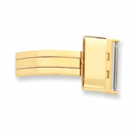 Picture of 12mm Gold-tone Buckle Deployment Buckle