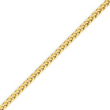 14K Gold 2.60mm Lite Wheat Chain