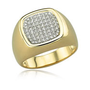 Picture of Diamond Men's Ring