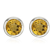 Picture of Citrine Earrings