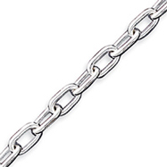 Picture of Sterling Silver 7.75inch Polished Fancy Link Toggle Bracelet
