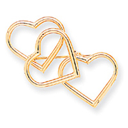 Picture of 14K Gold Designer Pin
