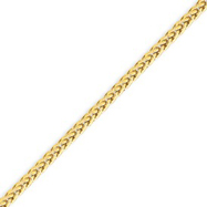 Picture of 14K Gold 2.60mm Lite Wheat Chain