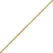 Picture of 14K Gold 1.0mm Box Chain