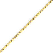 Picture of 14K Gold 2mm Box Chain