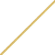 Picture of 14K Gold 2.0mm Franco Bracelet